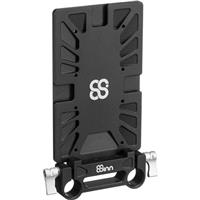 Image of 8Sinn Battery Mounting Plate with 15mm Rod Clamp