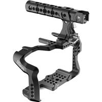 Image of 8Sinn Cage and Top Handle Pro for Panasonic GH5/GH5s Camera