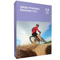 Image of Adobe Premiere Elements 2022 Software, DVD
