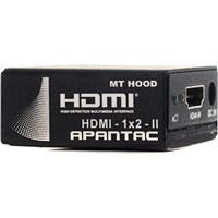 Image of Apantac 1x2-II 4K HDMI Splitter