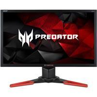 """Acer predator xb1 xb241yu bmiprz 23. 8"""" wide quad hd lcd monitor, 2560x1440"""