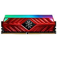 Image of ADATA XPG SPECTRIX D41 16GB (2x8GB) DDR4 3200MHz RGB Memory Module, Red