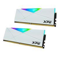 Image of XPG SPECTRIX D50 RGB 16GB (2x8GB) DDR4 3600MHz Memory Module, White