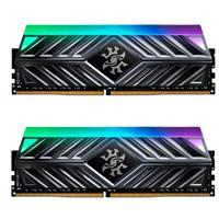 Image of XPG SPECTRIX D41 RGB 16GB (2x8GB) DDR4 3600MHz Memory Module, Tungsten Gray