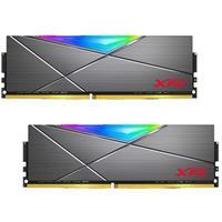 Image of XPG SPECTRIX D50 16GB (2x8GB) DDR4 3600MHz Memory Module, Gray