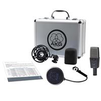 Image of AKG Acoustics C414 XLS Reference Multi-Pattern Large-Diaphragm Studio Condenser Microphone