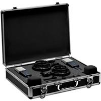 Image of AKG Acoustics C414 XLS Matched Pair Multi-Pattern Large-Diaphragm Studio Condenser Microphone, Set of 2