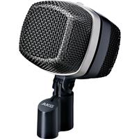 Image of AKG Acoustics D12 VR Large Diaphragm Cardioid Dynamic Kick Drum Microphone with 3 Active Sound Shapes, 17-17000Hz Frequency Response, <200 Ohms Impedance