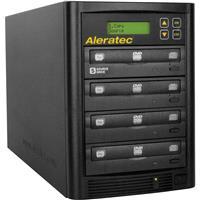 Aleratec 1:3 DVD/CD Copy Tower Stand-Alone Duplicator, 16x DVD-ROM/48x CD-ROM Read Speed