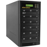Aleratec 1:5 DVD/CD Copy Tower Stand-Alone Duplicator, 16x DVD-ROM/48x CD-ROM Read Speed