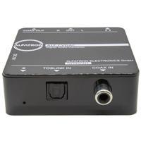 Image of Alfatron ALF-CVDAC TOSLink/Coax Digital to RCA/3.5mm Analog Audio Converter