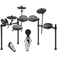 Image of Alesis Nitro Mesh 8-Piece Electronic Drum Kit with Heads and Kick Pedal