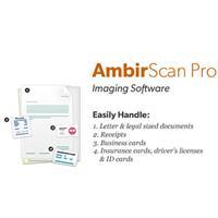 Ambir AmbirScan Pro Scanner Software