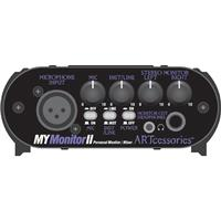 Art Pro Audio PERSONAL MONITOR MIXER w/ Mic & Line input