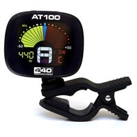 Image of Apex AT100 Deluxe Chromatic Clip Tuner