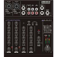 Image of Art Pro Audio USBMIX 6 6-Channel Mixer with USB Interface and DSP Effects