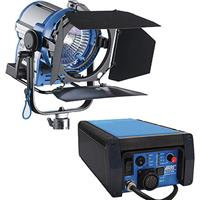 Image of ARRI M8 HMI System I with High Speed Ballast, includes Lamp Head, Four Leaf Barndoor Set, 50' Head to Ballast Cable, 575/800W High Speed Ballast