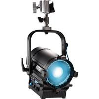 Image of ARRI L5-C Color LED Fresnel Pole Operated Light, 2800K-10000K White Light Color Temperature, 50,000Hrs Estimated LED Lifetime (L70), Black