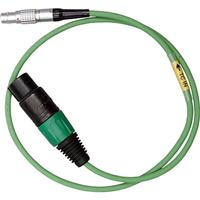 Image of Ambient Recording 5-pin Lemo Male to 3-pin XLR Female Timecode Cable for Timecode Generators