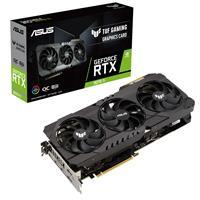Image of ASUS TUF Gaming NVIDIA GeForce RTX 3070 Ti OC Edition 8GB GDDR6X Gaming Graphics Card