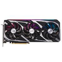 Image of ASUS ROG Strix NVIDIA GeForce RTX 3060 OC Edition 12GB GDDR6 Gaming Graphics Card, PCI Express 4.0, 3x DisplayPort and 2x HDMI 2.1
