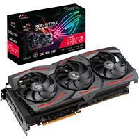 Image of ASUS ROG Strix AMD Radeon RX 5700 XT OC Edition 8GB GDDR6 1440p Gaming Graphics Card, PCI Express 4.0, 3x DisplayPort & 1x HDMI