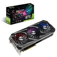 Image of ASUS ROG Strix NVIDIA GeForce RTX 3080 OC Edition 10GB GDDR6X Gaming Graphics Card, PCI Express 4.0, 3x DisplayPort and 2x HDMI