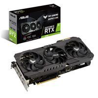 Image of ASUS TUF Gaming NVIDIA GeForce RTX 3080 OC Edition 10GB GDDR6X Graphics Card, PCI Express 4.0, 3x DisplayPort and 2x HDMI