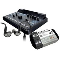 Aviom A360 64-Channel Personal Mixer with MEE Audio M6 Pro In-Ear Monitors
