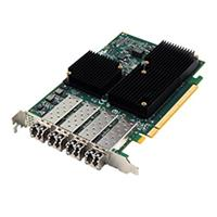 ATTO Technology Celerity FC-324E Quad-Channel 32Gb/s Gen 6 Fiber Channel to x16 PCIe 3.0 Host Bus Adapter with SFP+ Transceivers