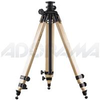 Berlebach 8043 Three-section Wood Tripod Legs with Leveling Ball & Center Column, Height up to 6 Product image - 298
