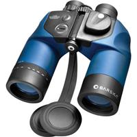 Image of Barska 7x50 WP Deep Sea Water Proof Porro Prism Binocular with 6.7 Degree Angle of View & Internal Rangefinder Reticle and Compass