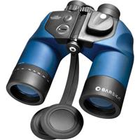 Image of Barska 7x50 Deep Sea Water Proof Porro Prism Binocular with 7.5 Degree Angle of View & Internal Rangefinder and Directional Compass