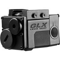 Image of Barska Green GLX Laser Sight for Compact and Sub-Compact Pistols with a Picatinny Rail