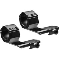 """Image of Barska AR Cantilever 30mm Mount Ring with 1"""" Inserts, 2 Pack"""