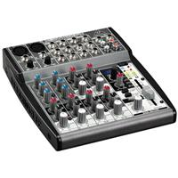 Behringer XENYX 1002FX Small Format Mixer with XENYX Preamps, 10 Input Channels, 10Hz to 20kHz Frequency Response