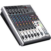 Behringer XENYX 1204USB Small Format Mixer with XENYX Mic Preamps, 12 Input Channels, 10Hz to 200kHz Frequency Response
