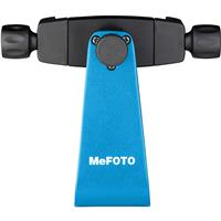 MeFOTO SideKick360 SmartPhone Adapter for Tripods - Blue