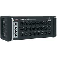 Behringer SD16 I/O Stage Box with 16x Remote-Controllable MIDAS Preamps