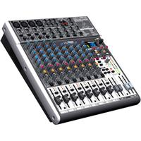 Behringer XENYX X1622USB Premium 16-Input 2/2-Bus Mixer with XENYX Mic Preamps and Compressors, British EQs