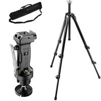 Manfrotto 055XDB Black Tripod Kit with 3265 Grip Action Ball Quick Release Head & Tripod Case Product image - 282