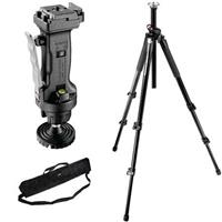 Manfrotto 055XPROB Black Tripod Kit with 3265 Grip Action Ball Quick Release Head & Tripod Case Product image - 39