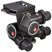 Manfrotto 410 Junior Geared Head with Quick Release - Supports 11.1 lbs (#3275) Product image - 505