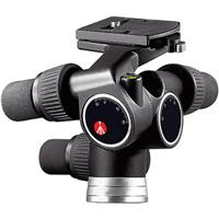 Manfrotto 405 Pro Digital Geared Head with Quick Release - Supports 16.50 lb Product image - 703