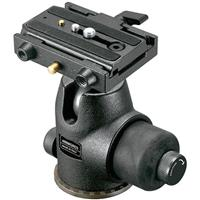 Manfrotto 468MGRC5 Hydrostatic Ball Head with RC5 Rapid Connect Short Sliding Video Plate, Supports  Product image - 153