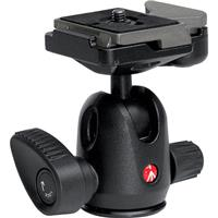 Image of Manfrotto Manfrotto 494RC2 Mini Ball Head 494 with RC2 Rapid Connect Plate, Maximum Load: 8.8 lbs/ 4 kg