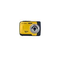 "Image of Bell & Howell WP10 Waterproof Digital Camera, 12MP, 640 x 480 Resolution, 2.4"" LCD Display, 8x Digital Zoom, USB 2.0 Interface, Yellow"