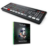 Image of Blackmagic Design ATEM Mini Extreme - With Titler Live 4 Present, Electronic Download