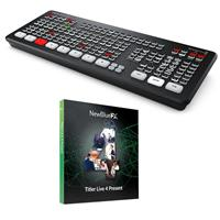 Image of Blackmagic Design ATEM Mini Extreme ISO - With Titler Live 4 Present Electronic Download