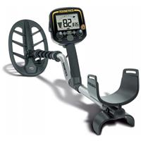 """Image of Teknetics G2+ Metal Detector with 11"""" Bi-Axial DD Waterproof Coil, 19 kHz Operating Frequency"""